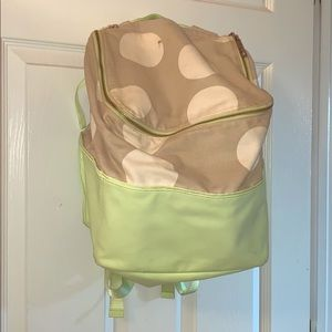 Canvas Yoga Bag/Backpack